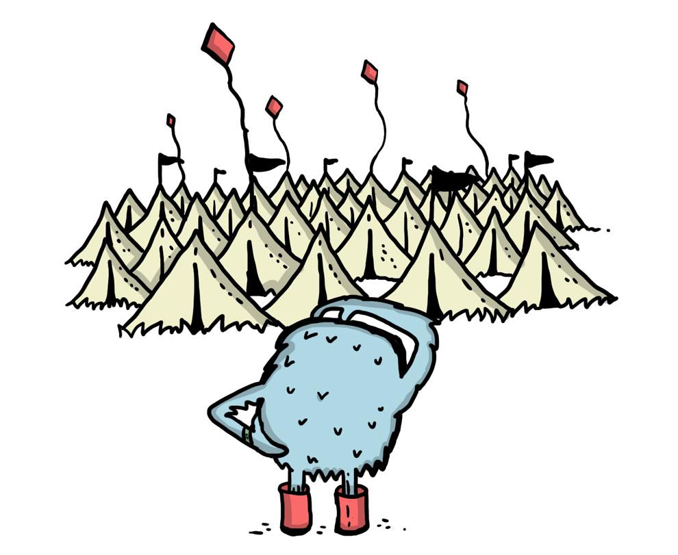 Festival Scenarios