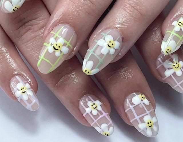 Fun Print Nail Design | Pop Beauty