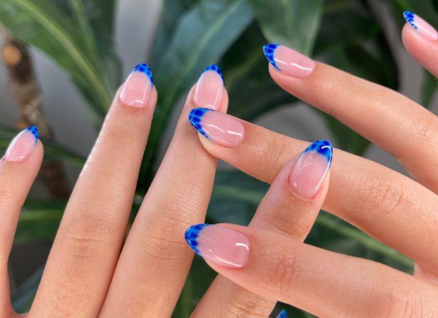 Funky Tips Nail Design | Julianna