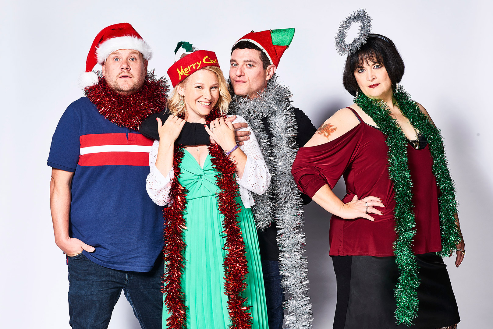 Gavin and stacey christmas special cast mathew horne