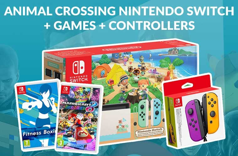 Go2Games Nintendo Switch Competition