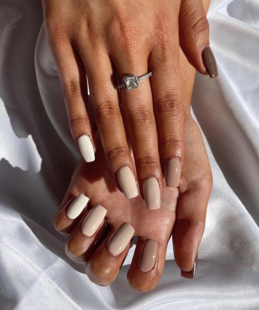 Gradient Nail Design | Isobel
