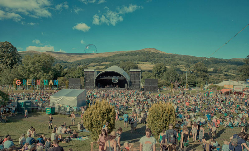 Win Green Man Festival Tickets
