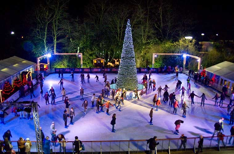win 4 ice skating tickets