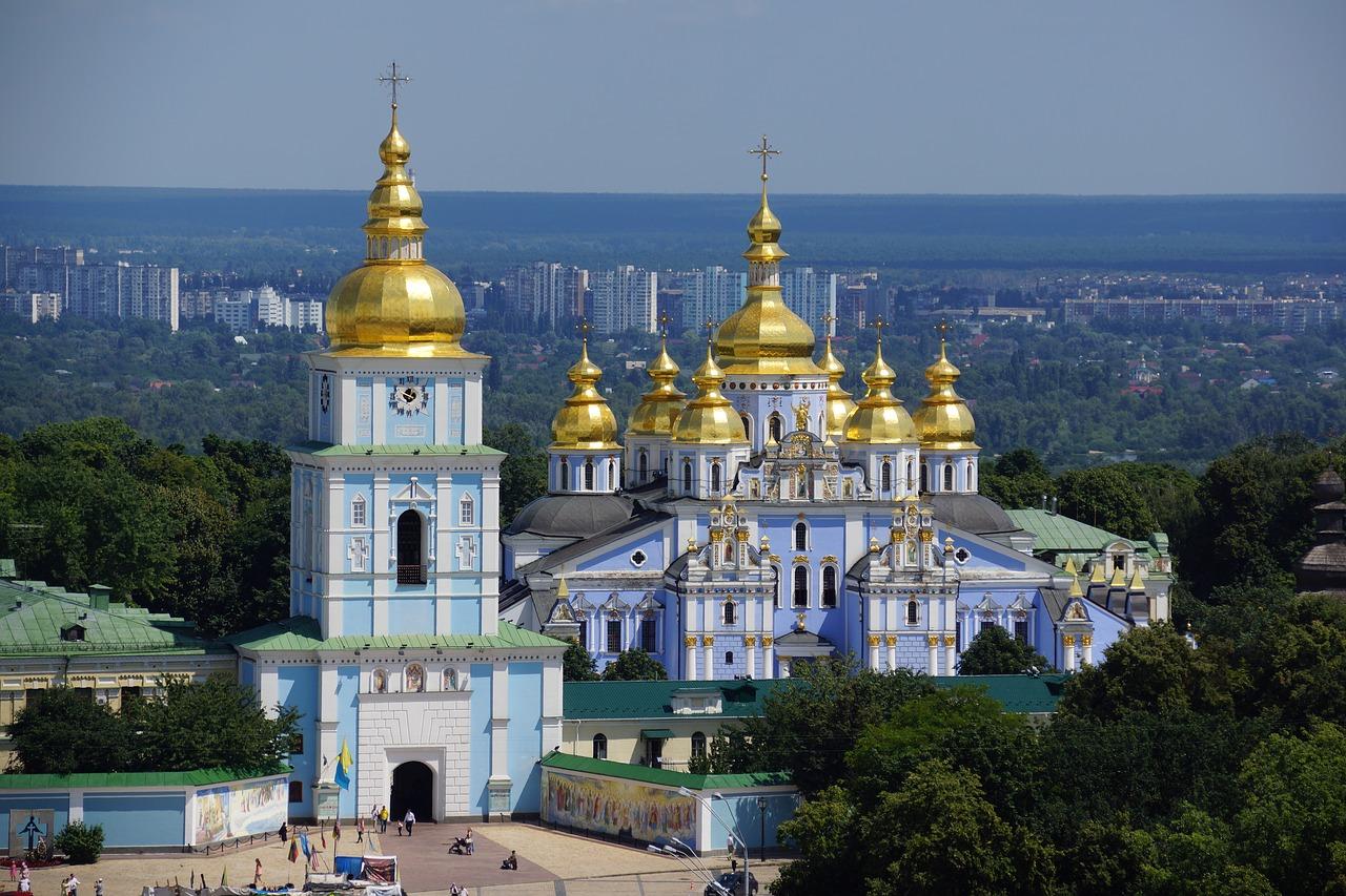 Holiday Destinations Kiev Ukraine
