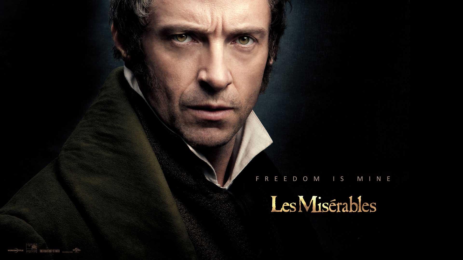 Les Miserables Golden Globes