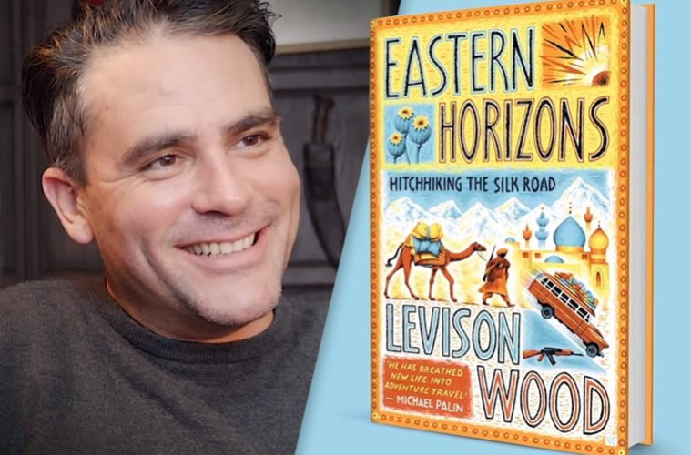 Levison Wood eastern horizons