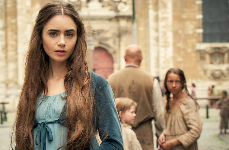 Lily Collins Les Miserables Eating Disorders