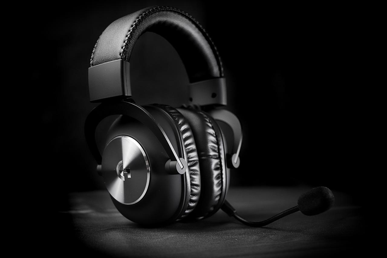 Logitech streaming bundle Pro Headset