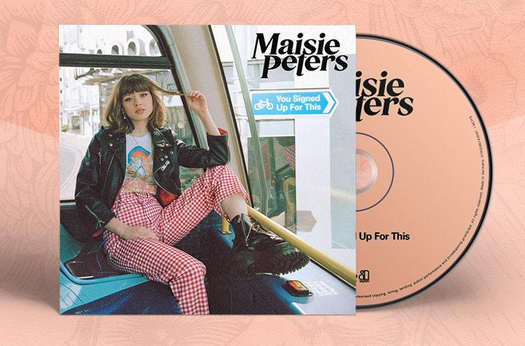 Maisie Peters Album Competition