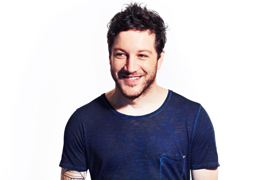 Matt Cardle Interview by Ryan Cahill
