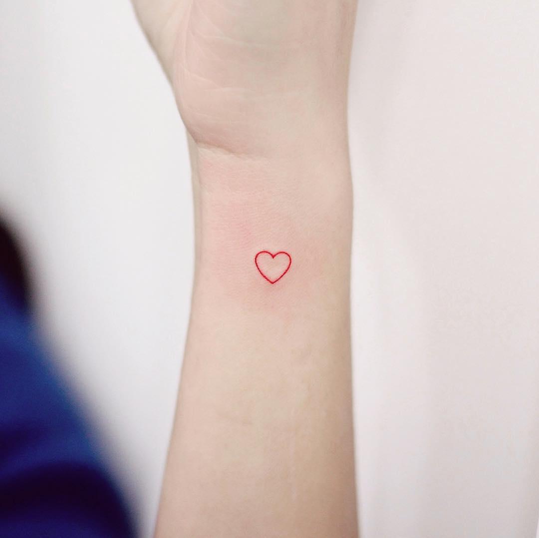 Minimalist tattoo 2