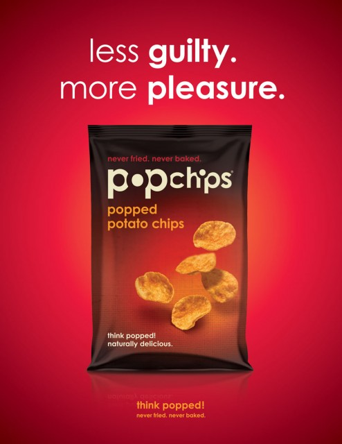 Win a Year Supply of Popchips Competition