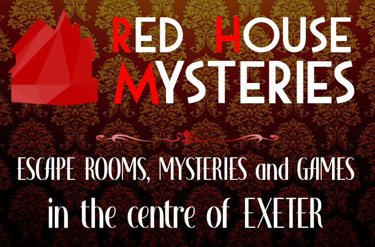 Red House Mysteries Exeter