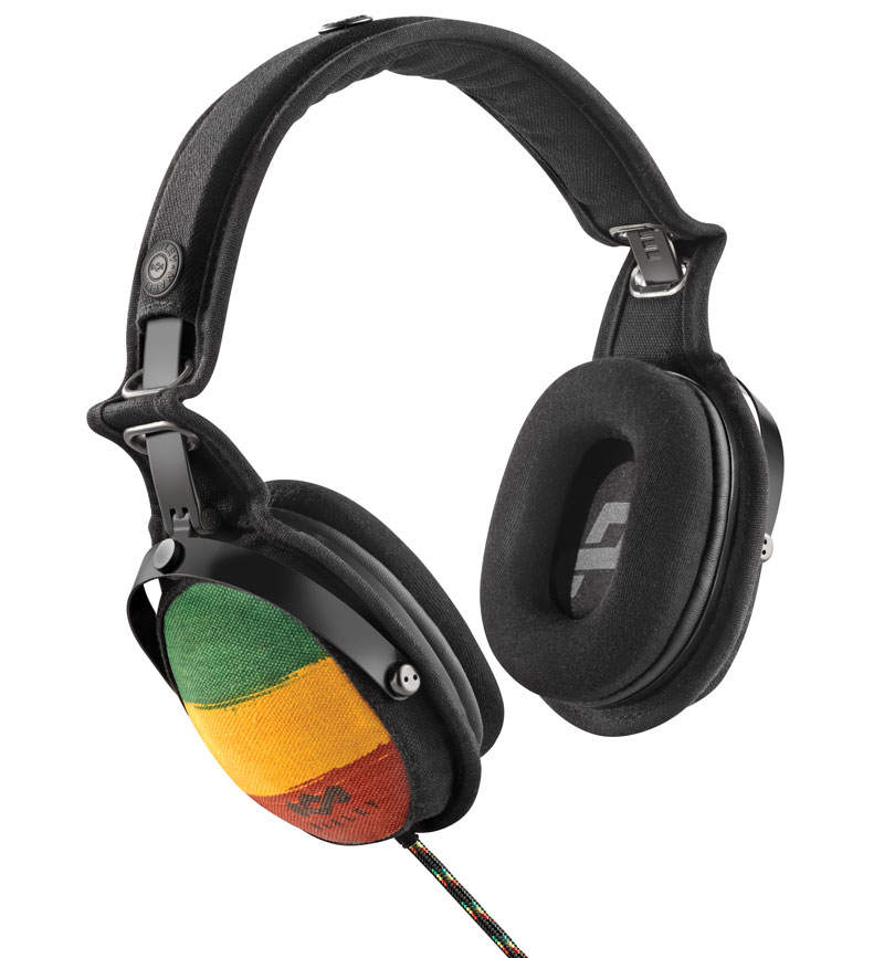 Win a pair of House of Marley Headphones!