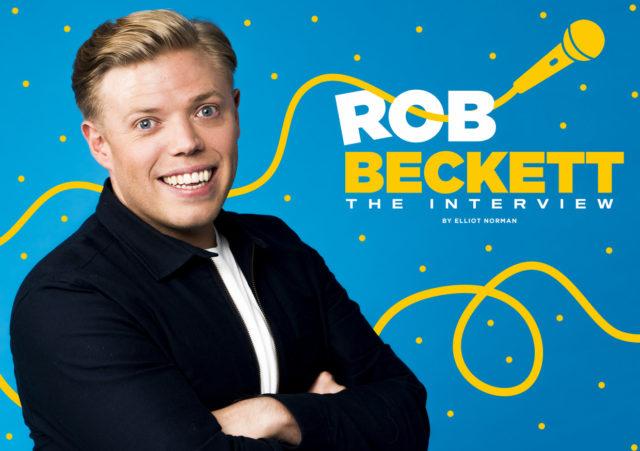 Rob Beckett Interview Winter 2020