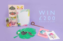 Win £200 at Ohh Deer