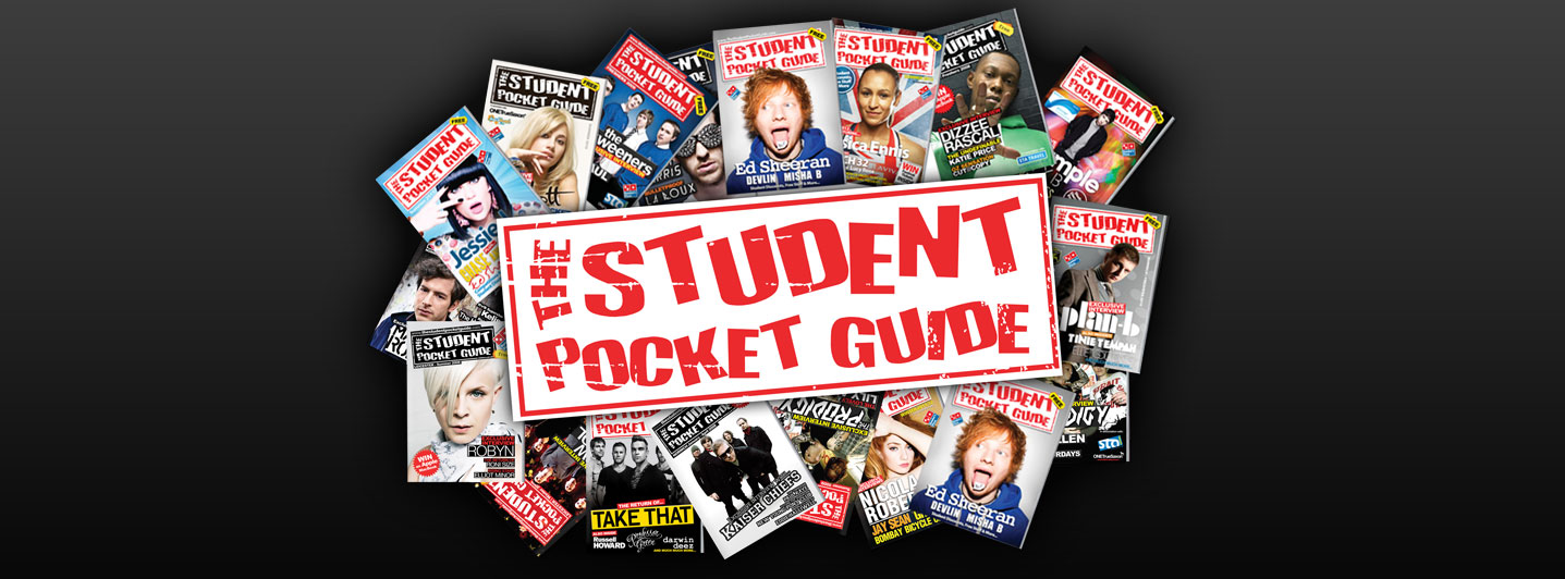 Student Pocket Guide January Playlist