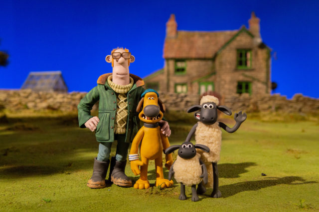 Shaun the Sheep Aardman Animation