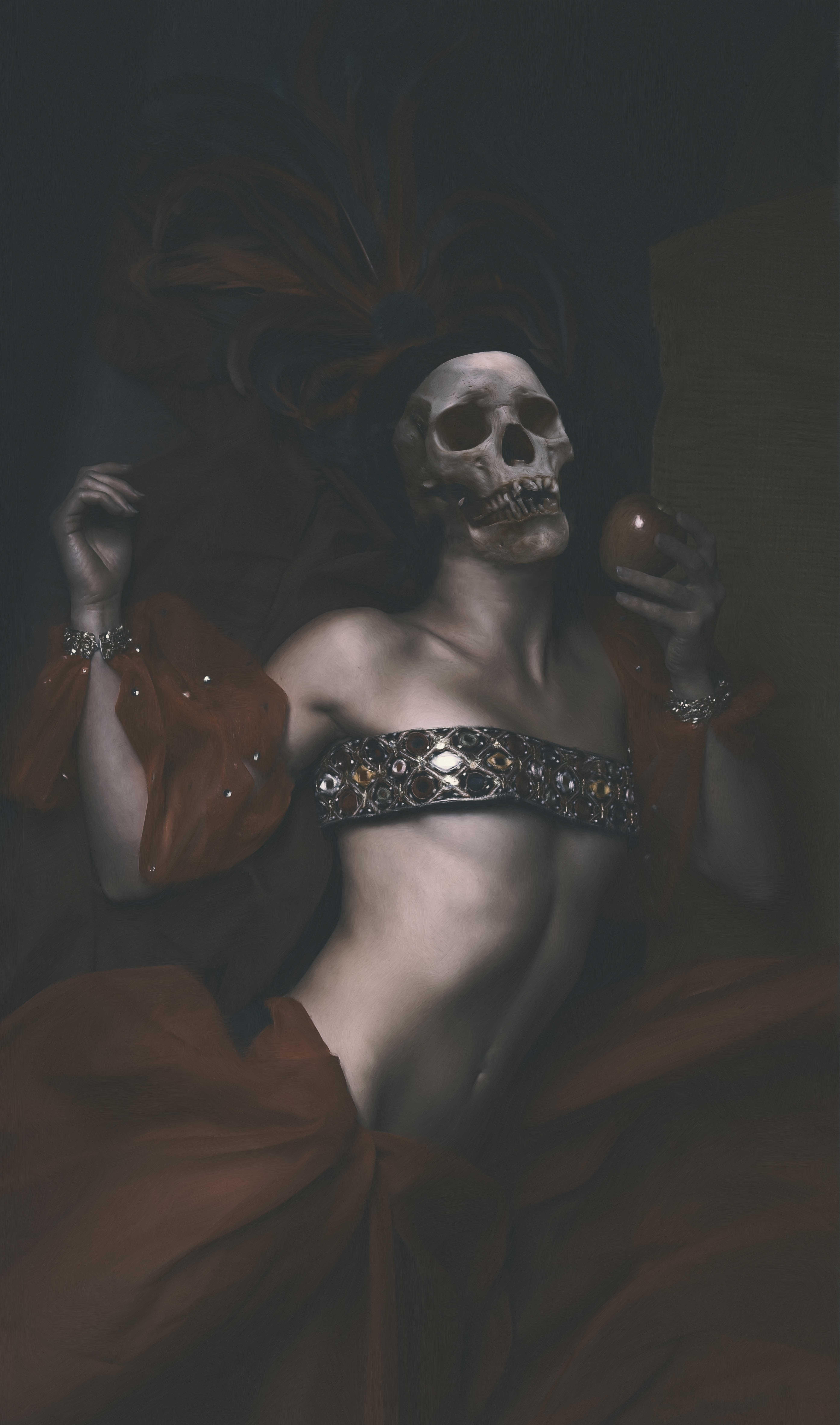 Anxiety Siris Hill La Muerte Seductora