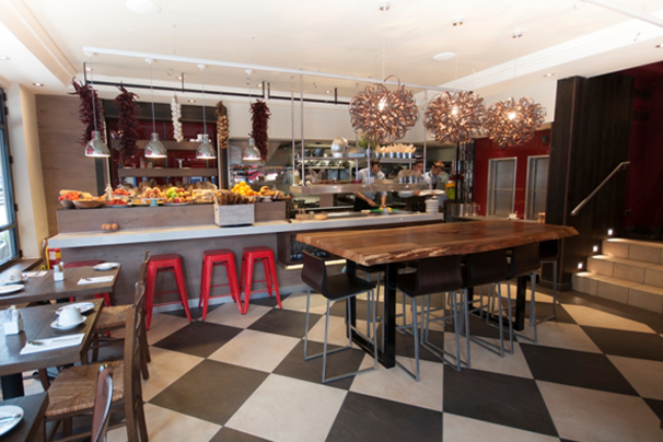 Win a meal for 8 at Spaghetti House Goodge Street