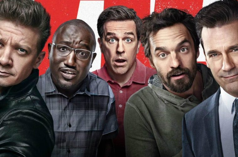 Tag Movie Review | Netflix