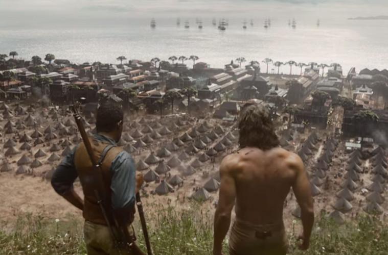 Tarzan-Movie
