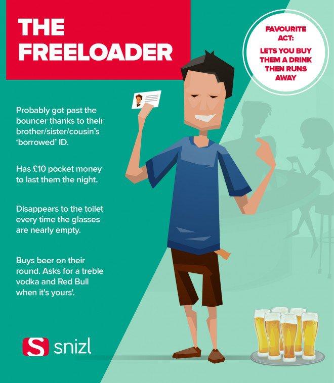 The Freeloader