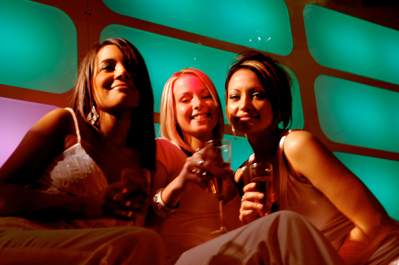 What women really think about on nights out