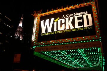 Wicked,_oriental_theater_in_chicago