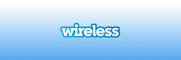 Wireless Festival Banner