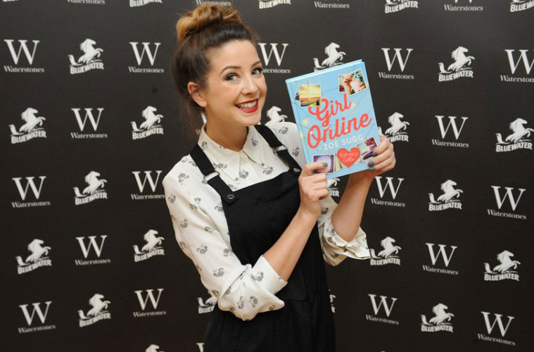 Zoella book club