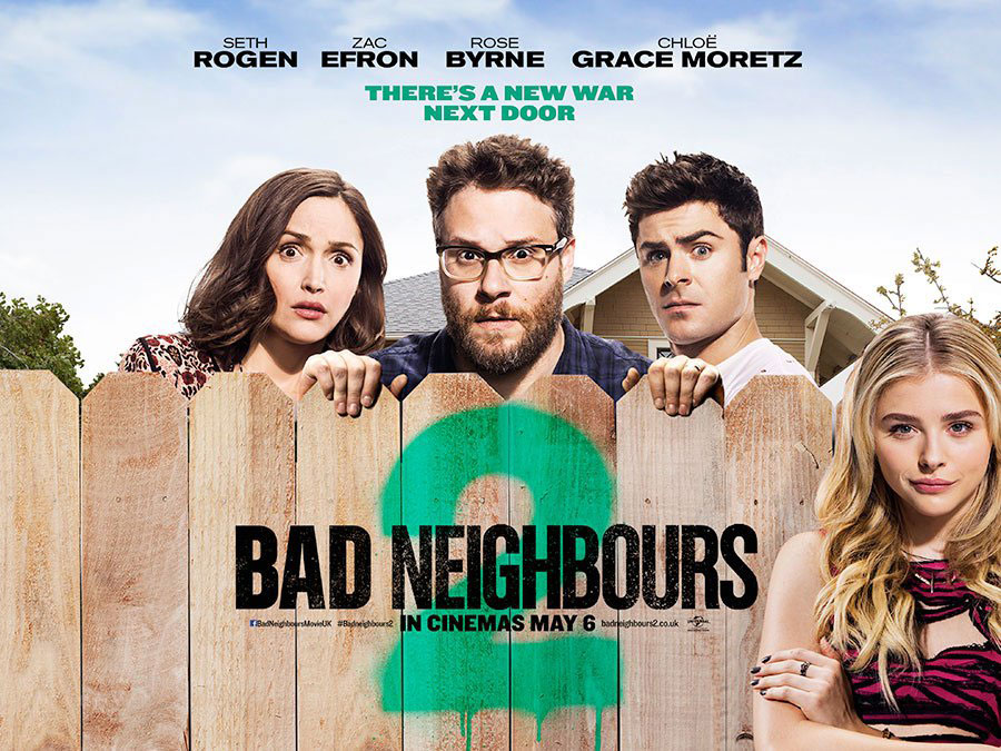 Bad Neighbors 2 Streaming