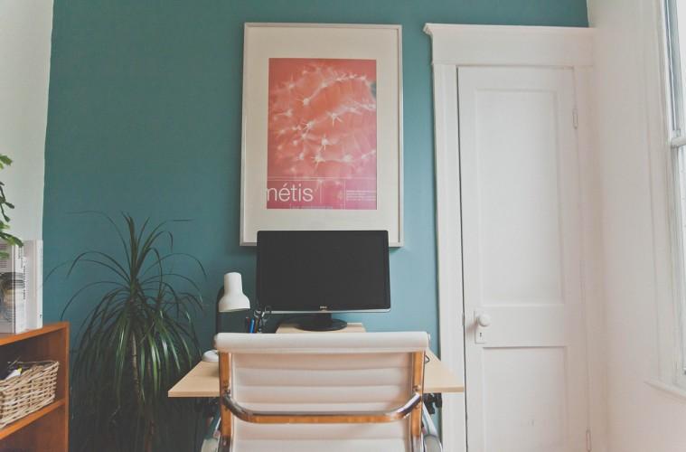 decorating room