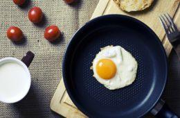 breakfast bun