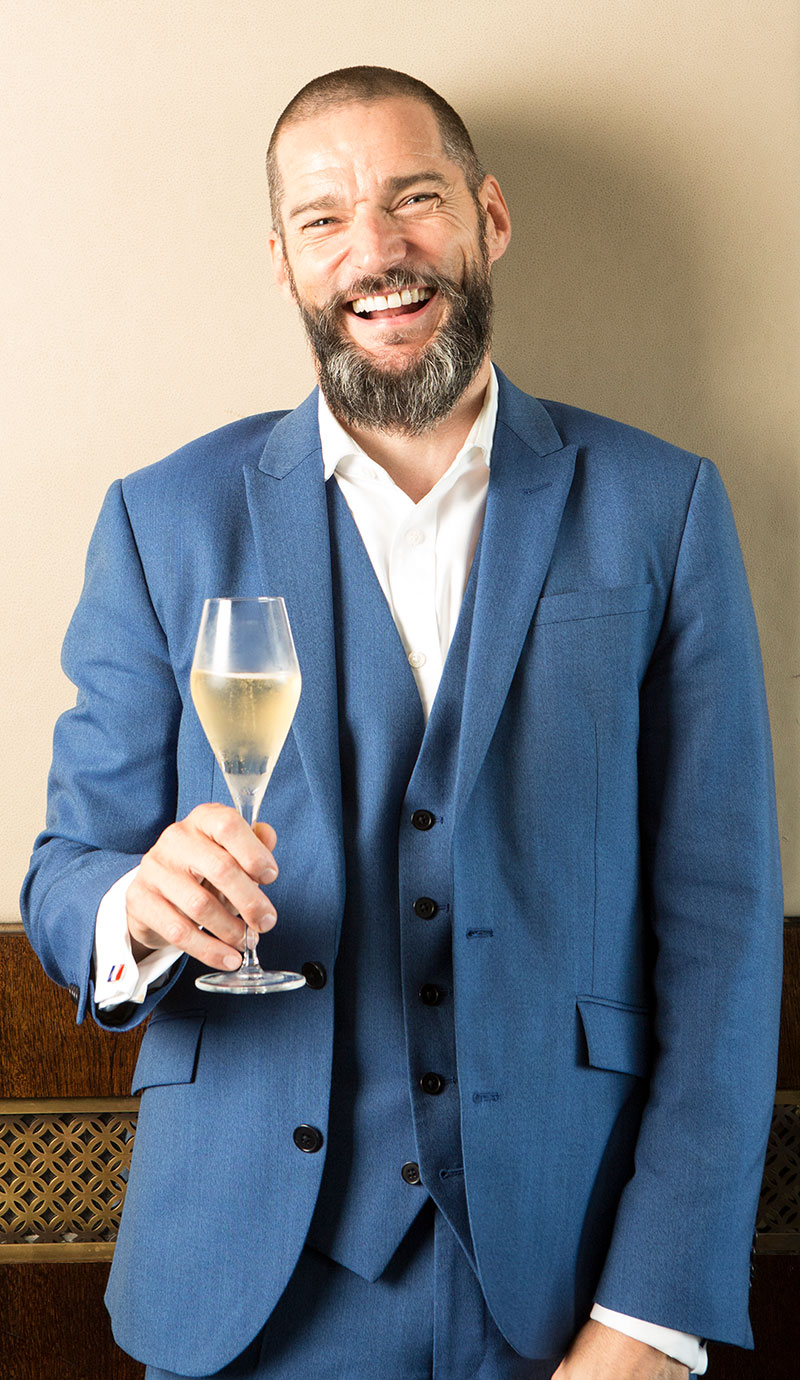 Fred Sirieix Galvin at Windows