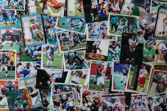 NFL stickers