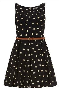 Dorothy Perkins Monochrome Dress