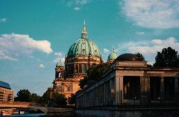 European destinations Berlin
