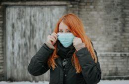 Body language Face mask