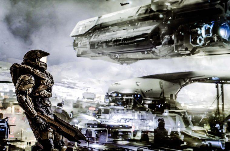 Halo Infinite Halo Figurines 343 Industries