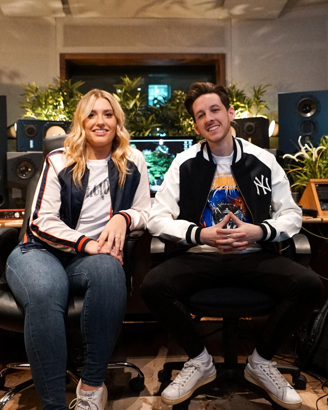 Sigala Ella Henderson We Got Love Studio