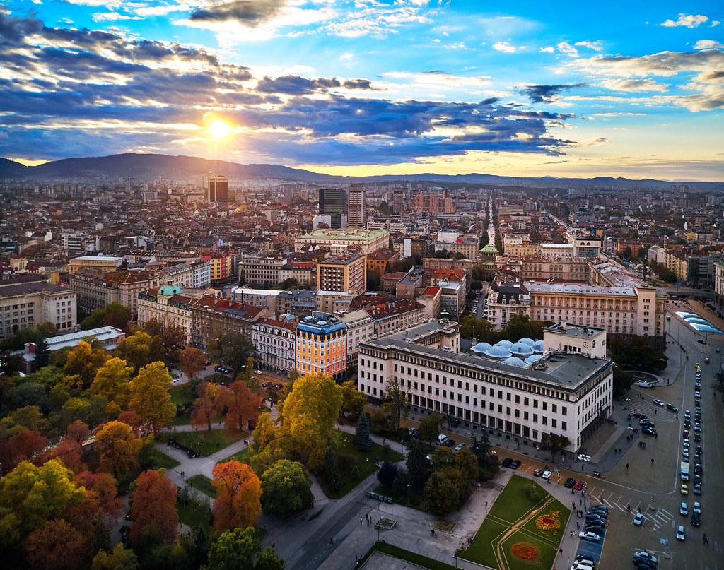 Holiday Destinations Sofia Bulgaria