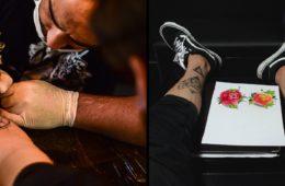 painful tattoo