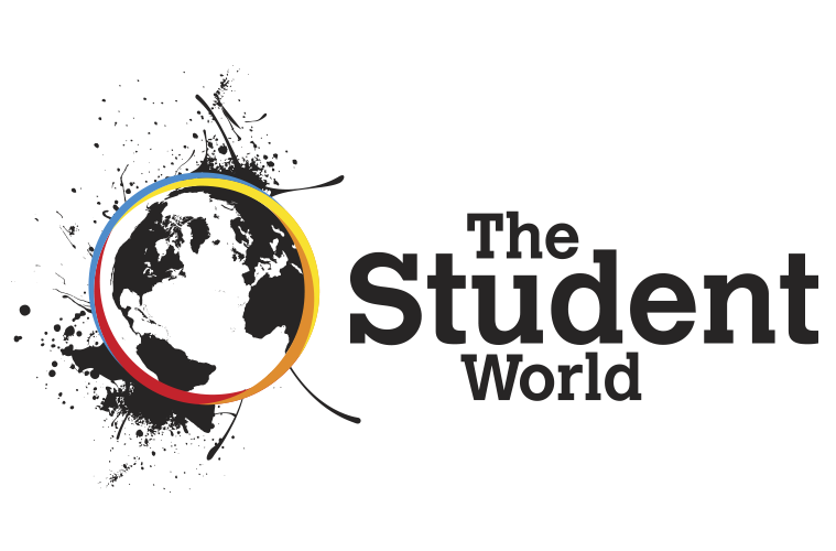 The Student World Logo