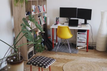 Blog from home