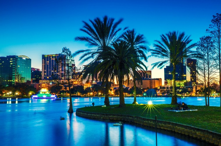 Win A Holiday To Orlando